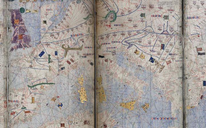 Os mapas que ajudaram a orientar a era das grandes navegações