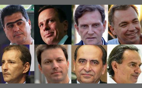 Como foi o ano de estreia dos novos prefeitos de capitais brasileiras