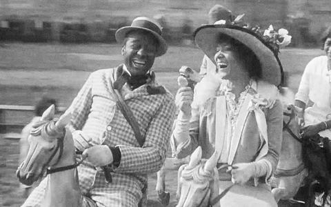 O mais antigo filme do cinema a ter um um elenco todo negro