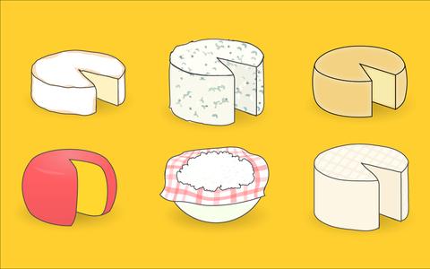 Guia do queijo: como escolher, identificar, guardar. E como ele é feito