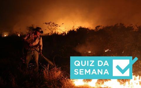 Indicação ao STF, números das queimadas: entendeu a semana?