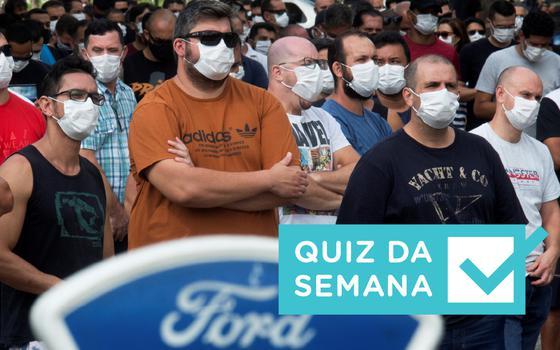 Colapso em Manaus, fechamento da Ford: entendeu a semana?