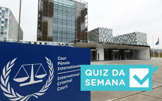 Tribunal Penal Internacional, nova cédula de real: entendeu a semana?