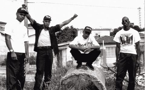 Racionais MC's: memórias do começo da estrada