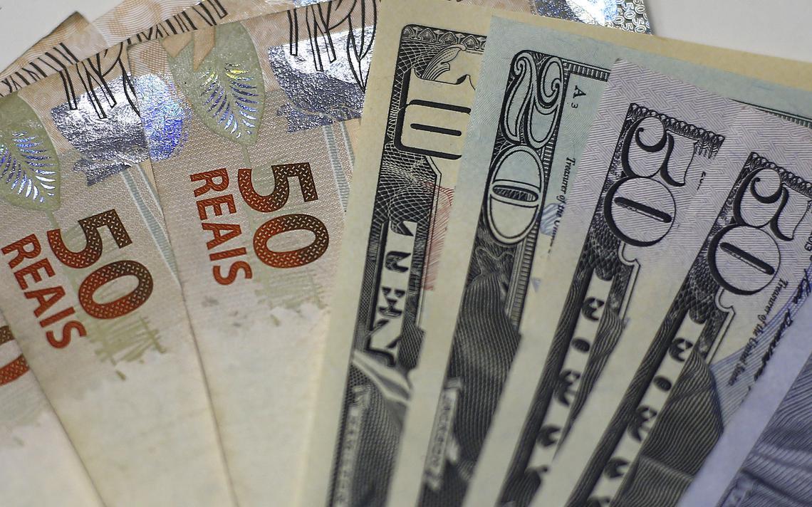 Valorização da moeda nacional segue mesmo com a troca interina de governo