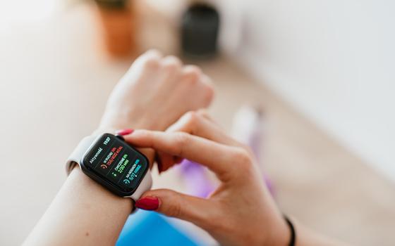 O papel de dispositivos como smartwatches na detecção da covid-19