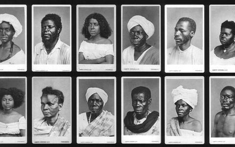 América, mosaico africano
