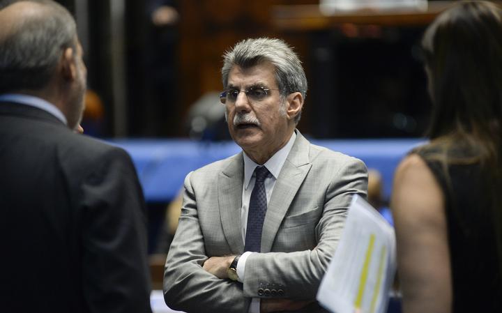 Senador Romero Jucá (MDB-RR)