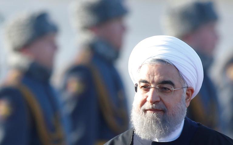 Presidente do Irã em viagem internacional