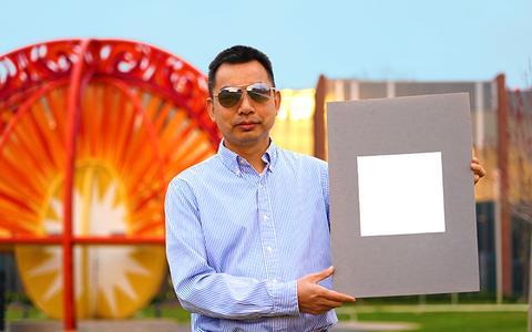 Por que cientistas criaram a tinta mais branca do mundo
