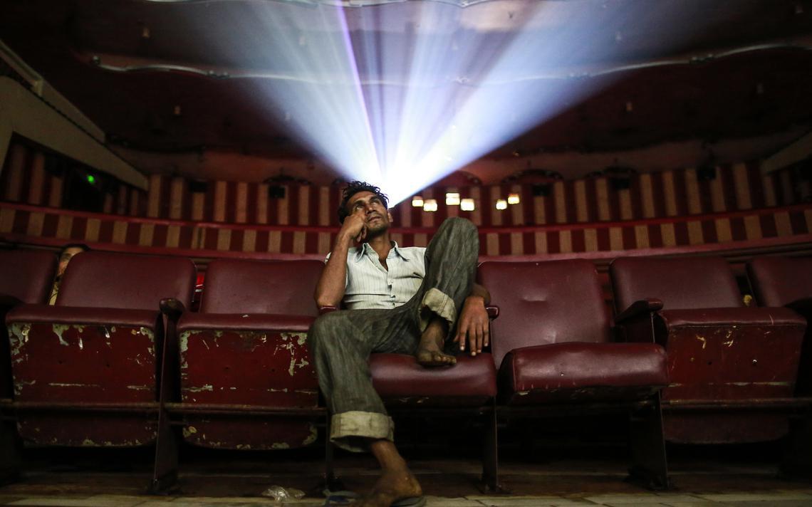Indústria cinematográfica indiana é uma das maiores do mundo