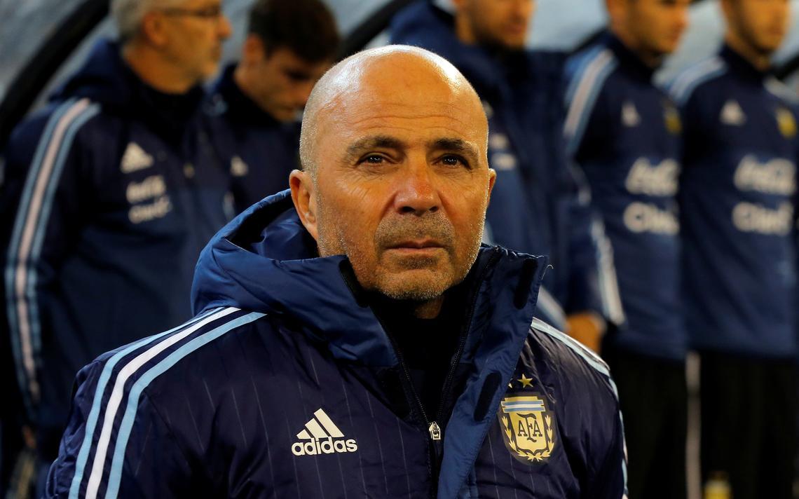 Técnico da seleção argentina