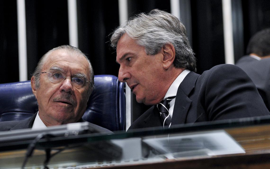 José Sarney e Fernando Collor eram os presidentes da República na época dos planos econômicos