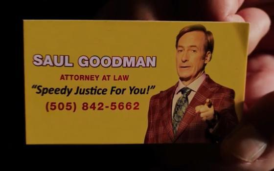 O advogado que analisa os aspectos legais de filmes e séries