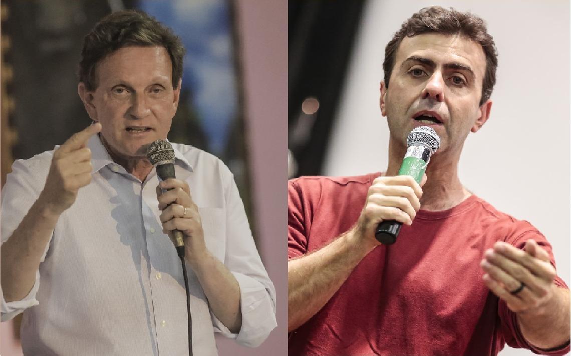 Candidatos estão no segundo turno das eleições