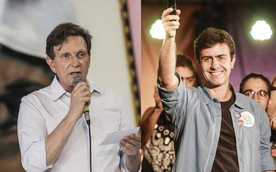 No Rio, uma disputa entre Marcelos de ideias diametralmente opostas