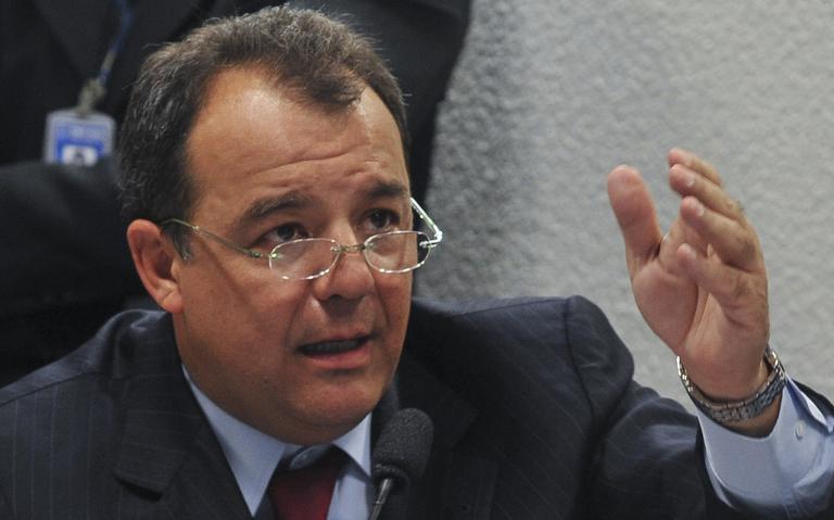 Ex-governador do Rio, Sérgio Cabral