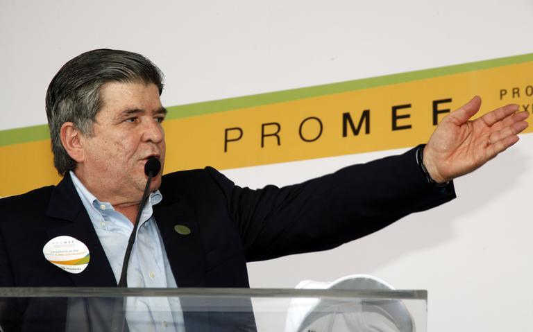 Sérgio Machado, ex-presidente da Transpetro, fechou acordo de delação
