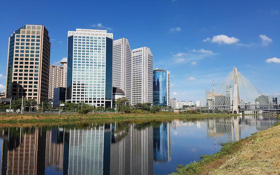 O plano de parque no rio Pinheiros. E a nova promessa de limpeza