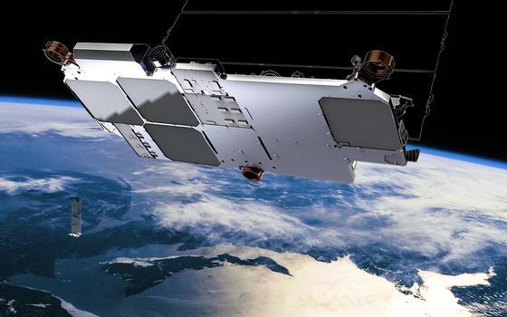 Por que o excesso de satélites em órbita aflige os astrônomos