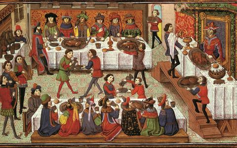 'Histórias da mesa' - As invenções da fome