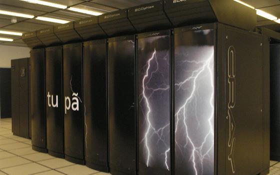 O 'supercomputador' do Inpe. E os efeitos do seu desligamento