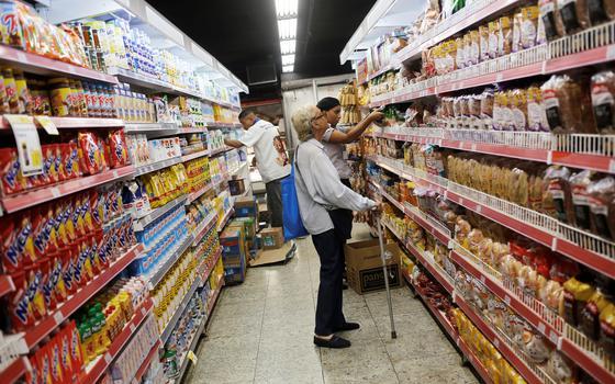 Inflação de agosto é a maior para o mês desde o ano 2000