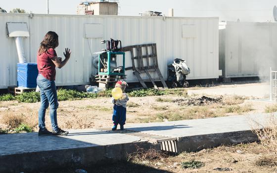 A viagem desta brasileira fará você ver os refugiados no Oriente Médio com outros olhos
