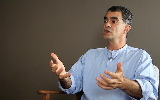 Eduardo Marques debate a governança urbana no Brasil