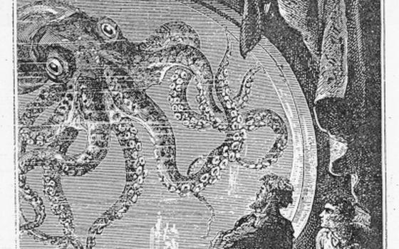 Este site traz as ilustrações originais da obra de Júlio Verne