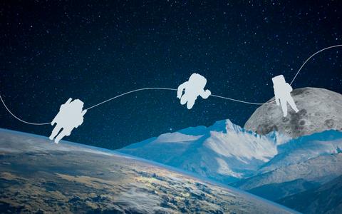 'O futuro da humanidade': uma projeção para além da Terra
