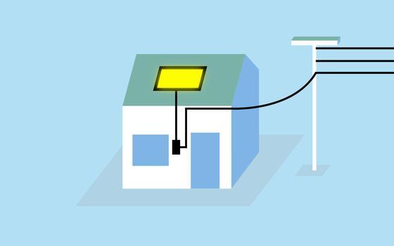 Como o sol pode ajudar na redução da conta de energia