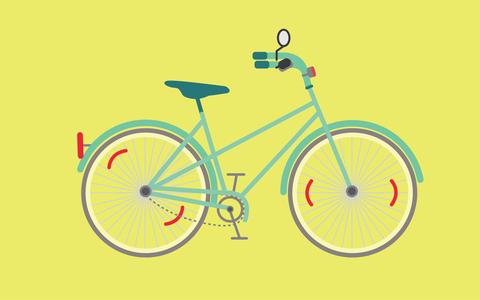 8 tipos de acidentes comuns com bicicletas. E como evitá-los