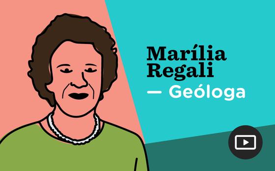 A pioneira da palinologia e primeira contratada da Petrobras