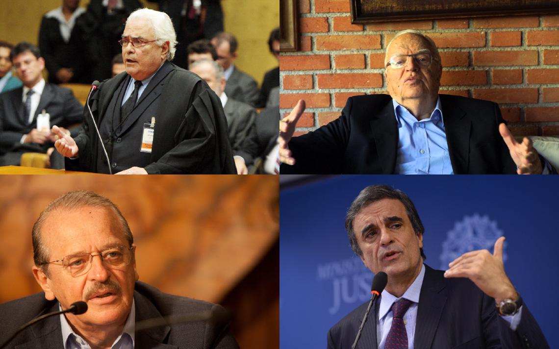 Ex-ministros da Justiça