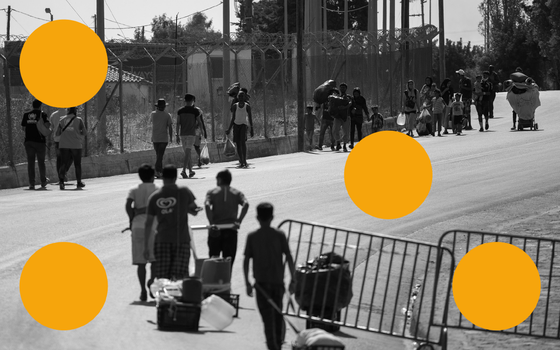 A necessidade de não deixar as pessoas que migram e se refugiam para trás