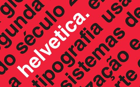 Helvetica: os 60 anos da tipografia que virou ícone