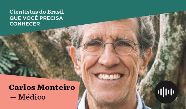 O médico Carlos Monteiro