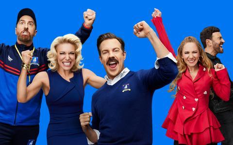 A trajetória do sucesso da série 'Ted Lasso' até o Emmy