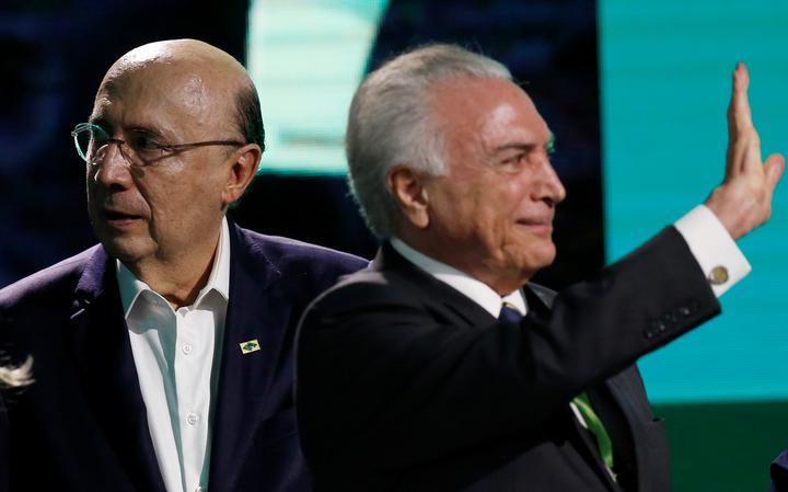Do mesmo partido que o presidente Michel Temer, Henrique Meirelles será o candidato do MDB à Presidência em 2018