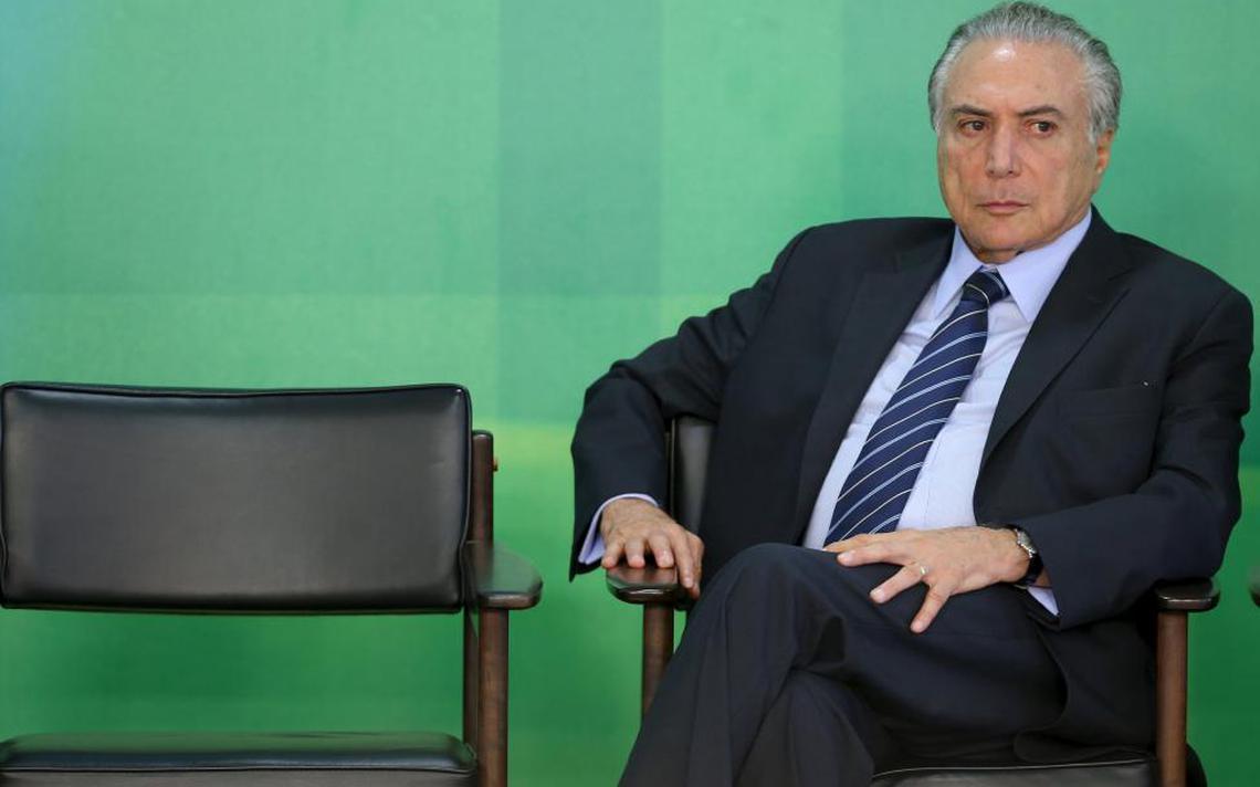 Vice-presidente é o substituto imediato de Dilma Rousseff