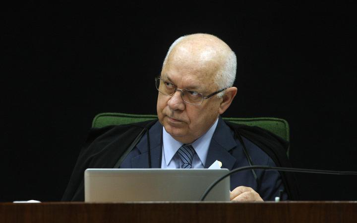 Ministro do Supremo Teori Zavascki