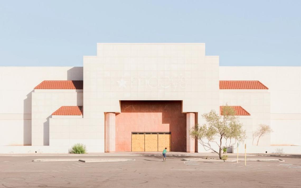 Fachada da loja Macy's, na cidade de Mesa, Arizona (2018).