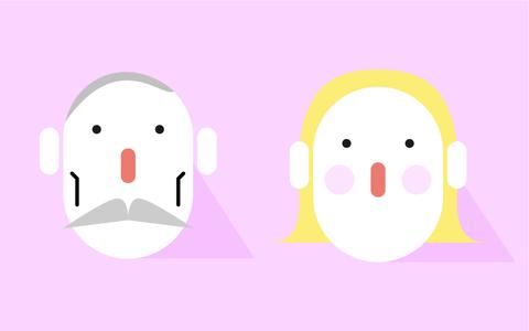 A diferença de idade entre os pares românticos no cinema