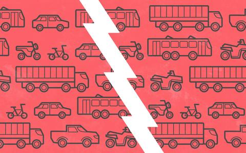 Qual o perfil dos acidentes de trânsito nas rodovias do Brasil