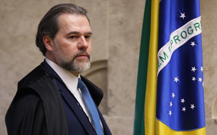 Presidente do STF Dias Toffoli saiu em defesa das regras eleitorais, após políticos terem colocado essas questões em xeque