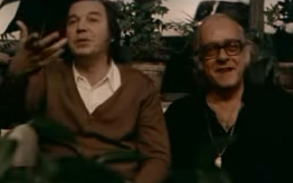 Tom e Vinicius
