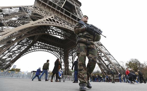 A cronologia pós-atentados de Paris