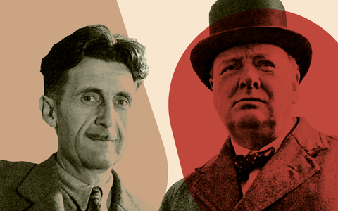 'Churchill & Orwell': uma dupla biografia sobre a liberdade