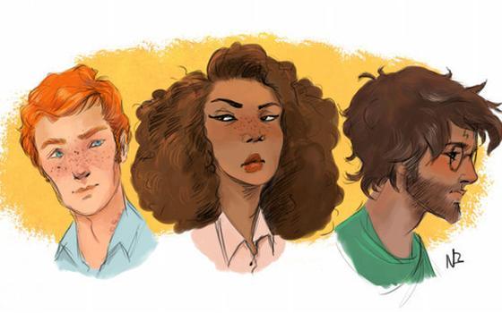 Hermione negra combina com Harry Potter. E para muitos fãs, nem é novidade